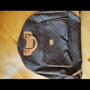 Louis Vuitton Bags - Authentic Vintage Louis Vuitton Garment Bag